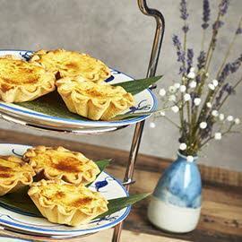 葡萄牙咸蛋挞