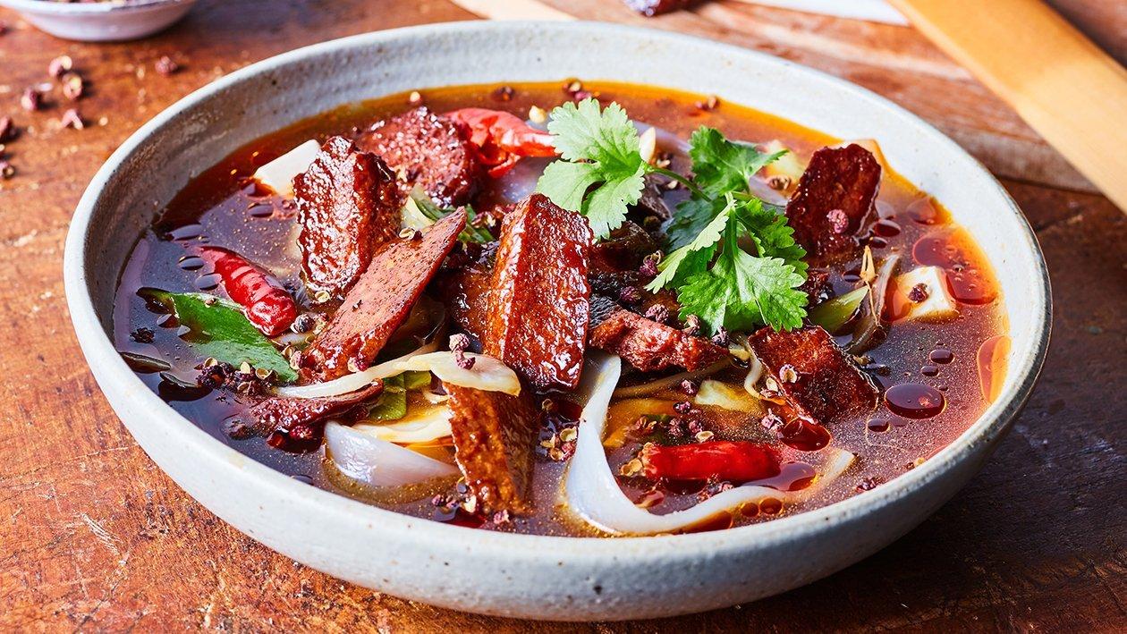 四川水煮植系牛肉