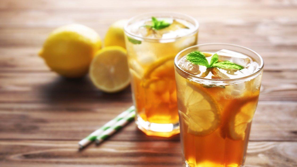 蔓越莓百香果茶