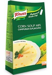 康寶專業奶油湯粉-玉米 -