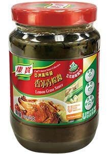 康寶香茅青檸醬 -