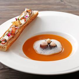 伊朗椰棗海鮮龍蝦湯
