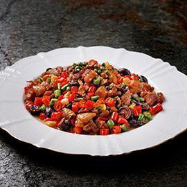 四川混椒雞 (味型:酸辣味)