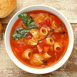 地中海蔬菜湯