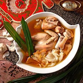 星州香蘭胡椒雞
