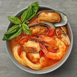 法國馬賽海鮮湯