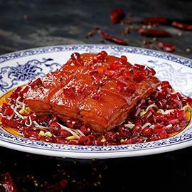 霸王東坡肉 (味型:香辣味)