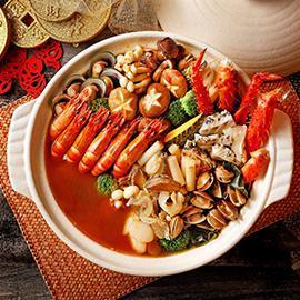 韓式大將海鮮鍋