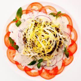 鮪魚田園沙拉