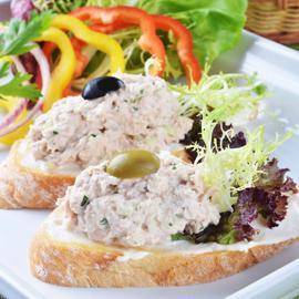 鮪魚風味三明治