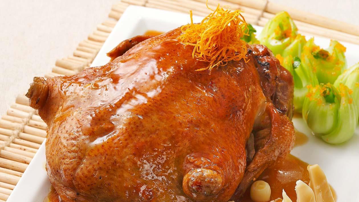 乾坤一品雞