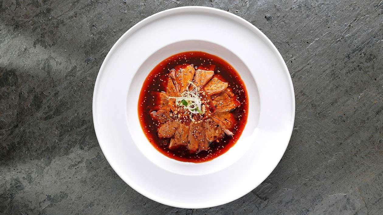 四川缽缽雞片 (味型:紅油麻辣味)