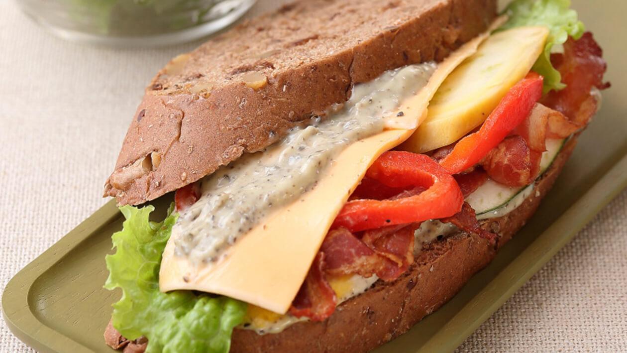 地中海三明治
