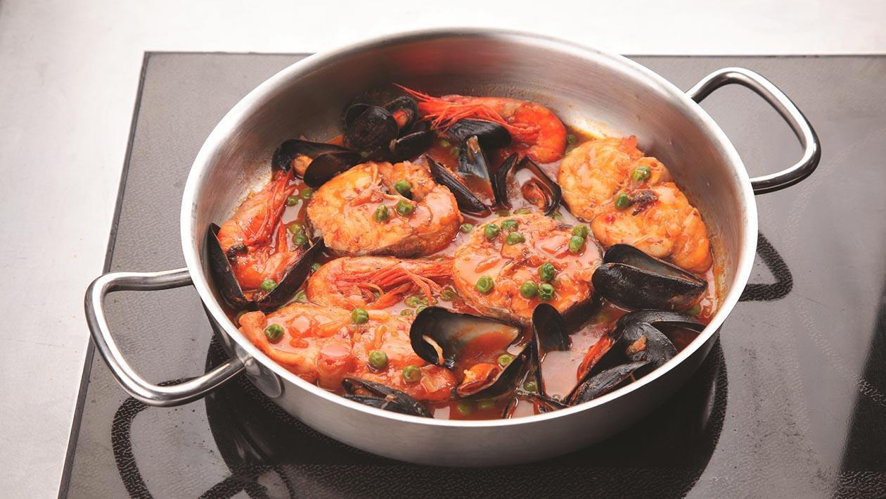 地中海燴魚菲力