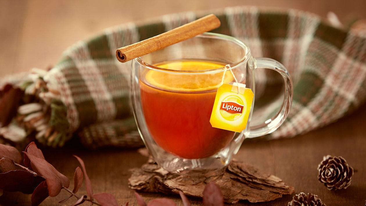 暖冬風味紅茶