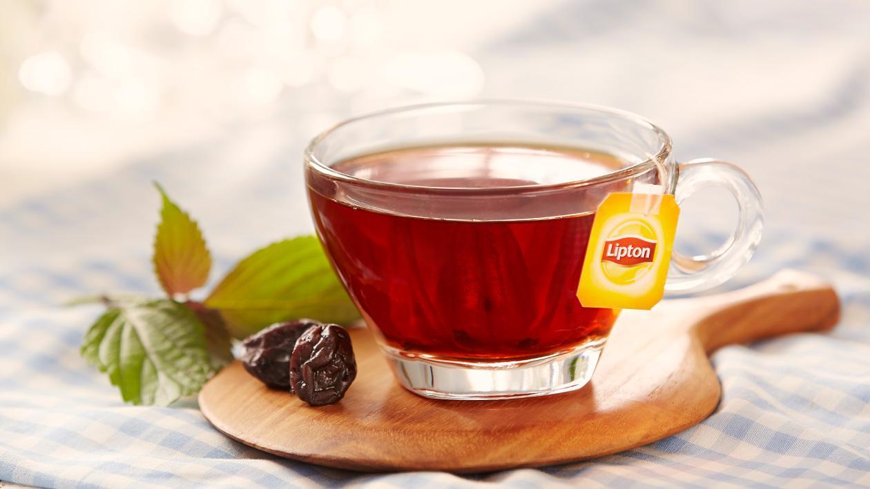 洛神梅香蜜紅茶