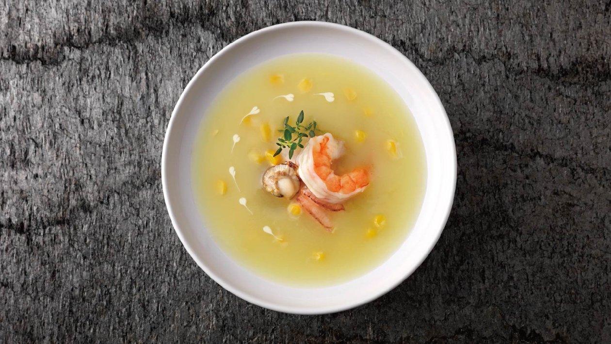 海鮮玉米濃湯