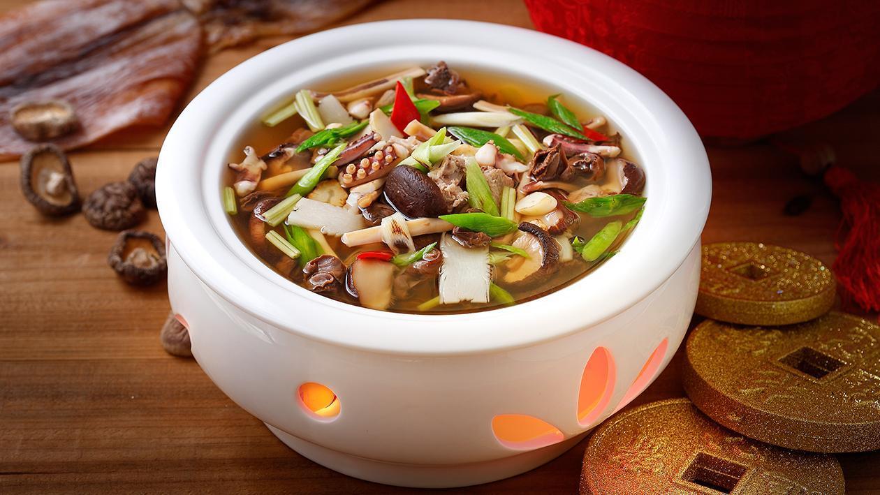 蓬萊珍饌螺肉蒜