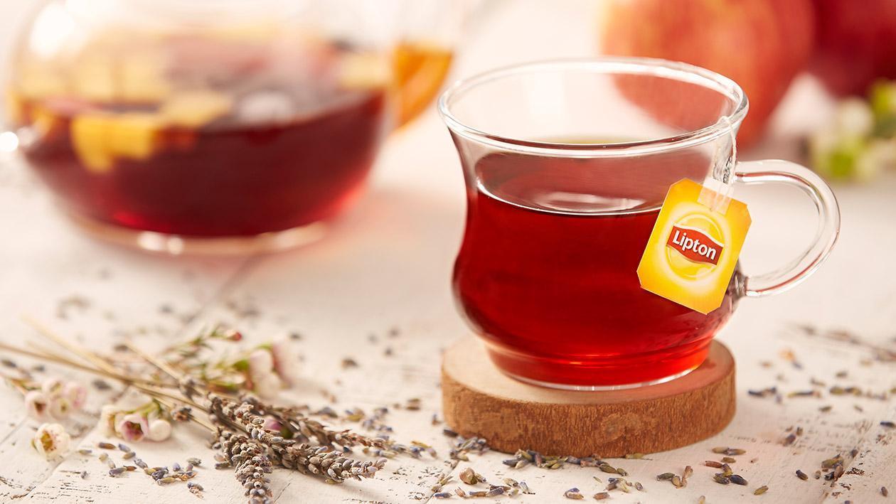 薰衣草蘋果紅茶
