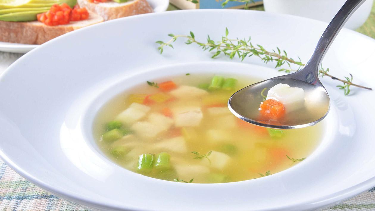西班牙鄉村雞肉湯