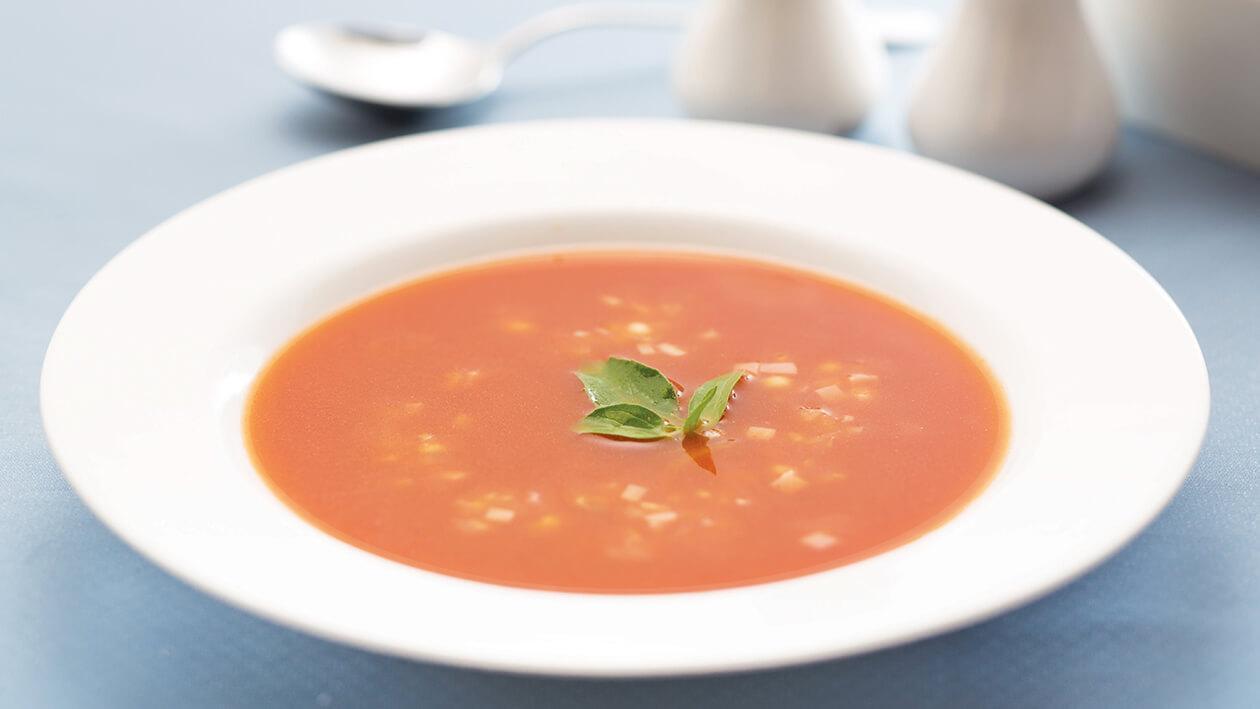 西西里蕃茄薏米湯