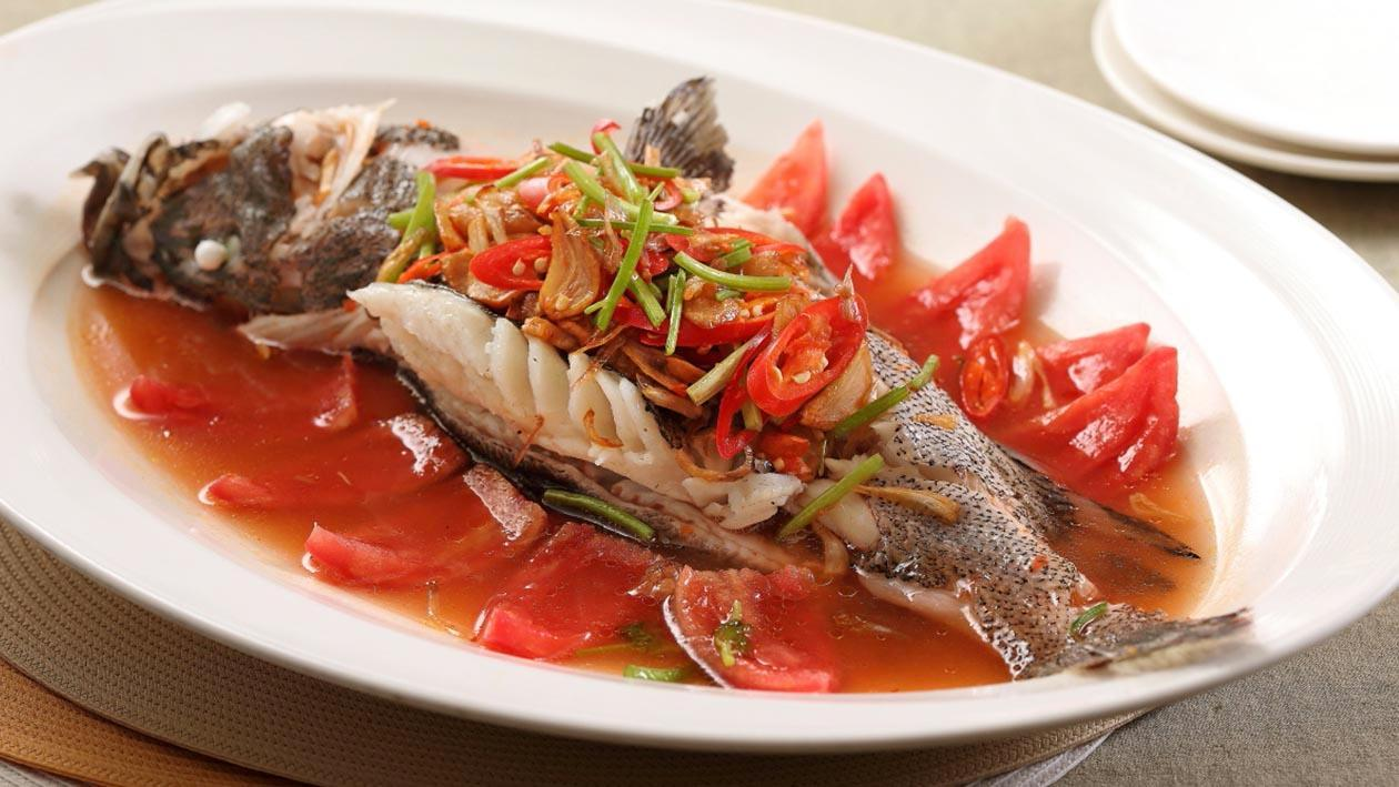醋椒石斑魚