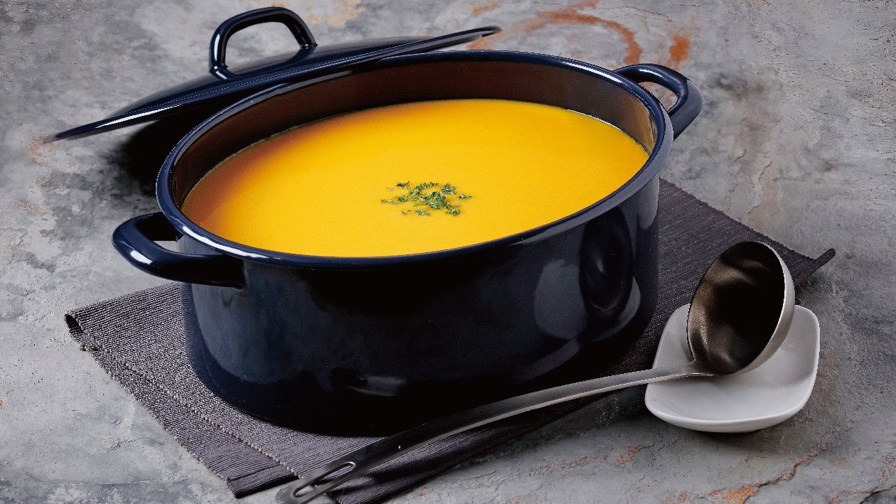 金沙南瓜湯