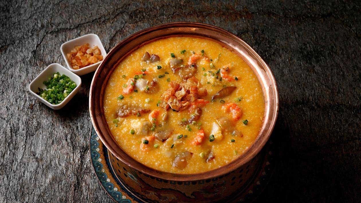 金湯養生鍋 (味型:鹹鮮味)