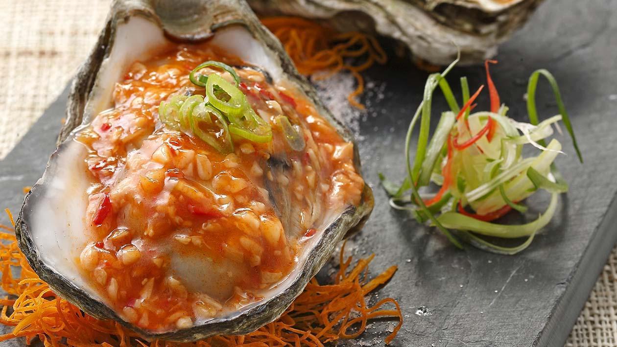 魚香海皇生蠔
