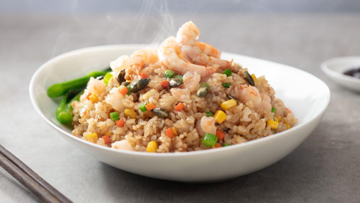 鮮味雙蠔蠔油海鮮炒飯