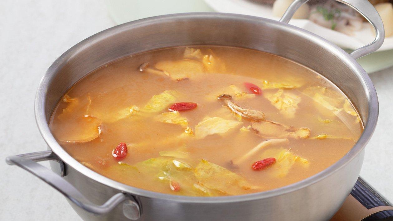 麻香海鮮鍋