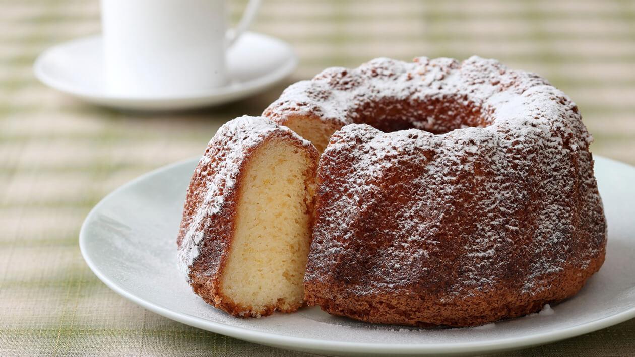 黃金柑橘蛋糕