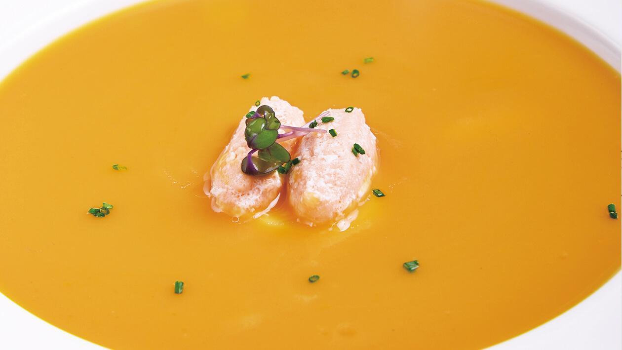 龍蝦奶油濃湯